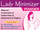 LADY MINIMIZER