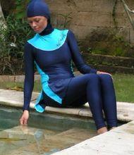 islamic beach wearing