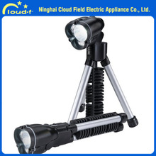 PROFESSIONAL 6LED Tripod Flashlight with Swivel Head