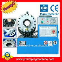 YJK120 CE Hydraulic Cable Lug Crimping Machine