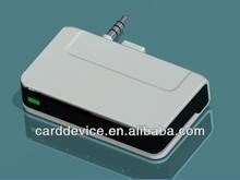 Audio jack smart chip card reader with sdk--aSoc pro