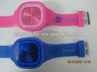boy&girl silicone jelly watch