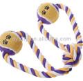 esporte tênis treinamento auto prática bola com corda de algodão