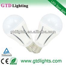 CE&RoHS standard e27 a60 10w led bulb manufacturing plant