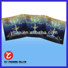 Blue Nugs free sample plastic bags for spices 2g/aluminum foil herbal aroma therapy bags/customized potpourri smoke bags