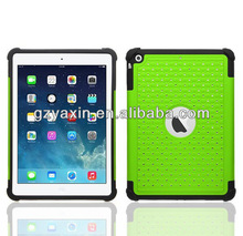 Top Fashionable Tablet PC Silicone Hybrid Case For ipad Air Diamond Bling Case,for apple ipad air bling case