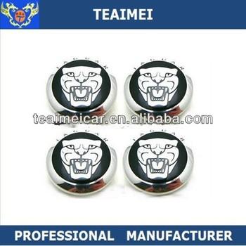 58mm Jaguar car wheel centre center hub cap caps