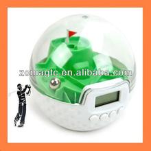 Table Golf Alarm Clock