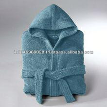 550 grams hooded Bathrobes