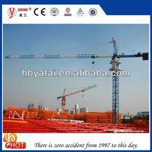 elba tower crane / climbing tower crane / tower crane load moment indicator