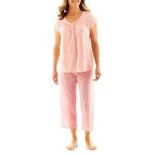 New Cheep Pajamas Girl V Neck Top and Pants Sets