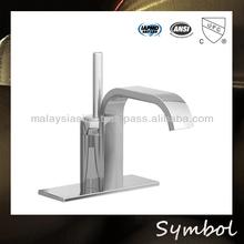 Popular Basin Single Handle Bathtub Faucet