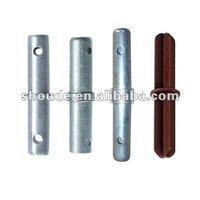 scaffolding accessories electro-galvanzied coupling joint pin