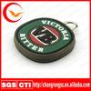 custom pvc zipper slider,key locking zipper sliders