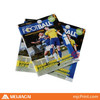 customized offset printing magazine printing paper