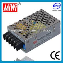 NES-15-48 high reliability miniature power supply 48V 15W