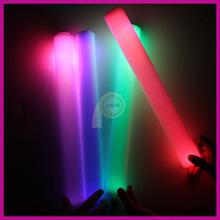 2014 Best Sell Custom Led foam glow sticks for party favor