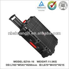 carrying equipment waterproof Plastic tool case