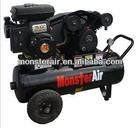 5 HP EPA Gasoline Engine Powered 13 Gallons Portable Air Compressor