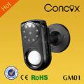 Concox elétrica de longa distância de visão da câmera gm01 gsm sms relé com alerta sms e discagem automática/motion camera chineses de
