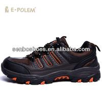 Waterproof mountain climbing shoes men in jinjiang