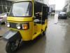 2014 India Gasoline Bajaj Passenger 150cc Tricycle