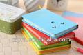 lindo baratos cuadernos de papel en la papelería