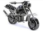 Handmade home decorative iron motorcycle model(HSD-MC-M35C)