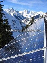 15KW High quality off grid auto switch best sales high quality New design high quality pv solar panel 220w