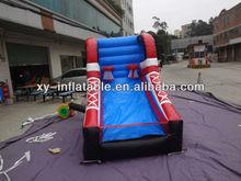 2014 inflatable basketball shoot