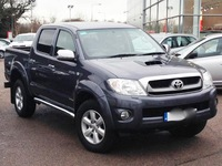 Stock#10744 TOYOTA HILUX INVINCIBLE DOUBLE CAB USED PICKUP FOR SALE [RHD][JAPAN]
