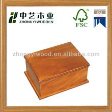 Super quality wooden box urn,wooden urn box,wooden ash urns