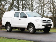 Stock#10745 TOYOTA HILUX HL2 DOUBLE CAB USED PICKUP FOR SALE [RHD][JAPAN]