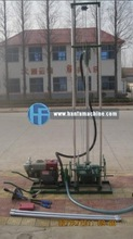 light weight!!!man portable drilling rig HF80, two men can move