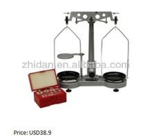 Physical balance 500g /0.02g Student balance teaching apparatus