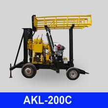Can drill rocks AKL-200C well drilling equipment