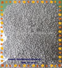 NPK 15 15 15 fertilizer granular