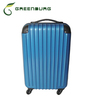 hot sell light weight pattern Blue ABS hard shell luggage set