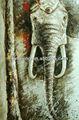 Pura hechos a mano de la mariposa abstracta pintura en la lona, Pinturas al óleo animal del arte de la pared venta al por mayor