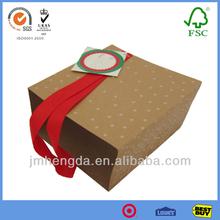 High Quality Made in China Custom Cardboard Treasure Chest Box