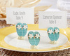 Oceanfront Flip-Flop Place Card/Photo Holder beach theme favor
