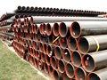 熱間圧延シームレス鋼管、 ガスや石油