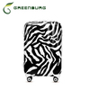 2014 new patterns hot sell ABS+PC four wheels travel trolley suitcase for girls travel