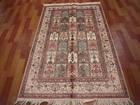 4x6ft Oriental silk handknotted rugs floor carpet rite