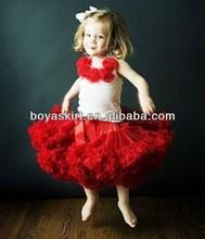 Wholesale Hot TUTU Super Fluffy Girl Party Dance Pettiskirts Ballet Tutu Baby Girl Ruffled Flower Tutu Fluffy Pettiskirts Dress