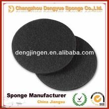 filter foam&sponge/black porosity filter PU sponge
