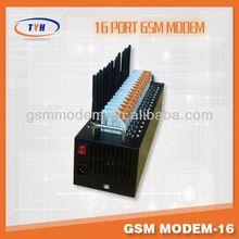 Gsm modem 8/16/32/64 ports/ tc35 gsm modem