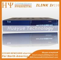 ILINK IR210 PLUS Digital Satellite Receptor with ilink is-9600hd