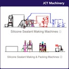machine for making swimming pool sealant acetoxy