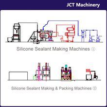 machine for making silicone sealant factory guangzhou